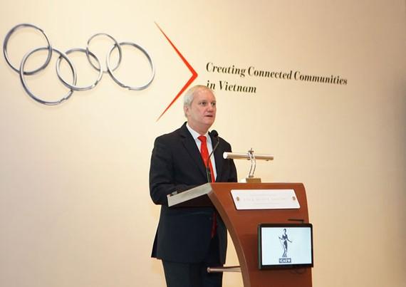 Ông Mark Billington, Giám đốc khu vực Đông Nam Á, ICAEW
