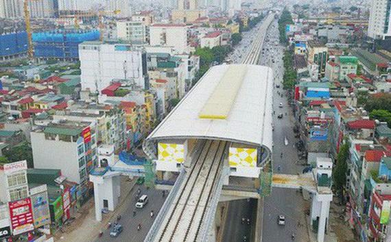Hà Nội tìm cơ chế ứng vốn tuyến đường đô thị