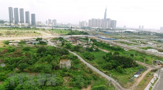 Điều chỉnh quy hoạch sử dụng đất TPHCM và Kiên Giang