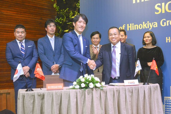 Mở đầu cho sự hợp tác này là dự án bất động sản đầu tiên dự kiến sẽ ra mắt vào đầu năm 2019