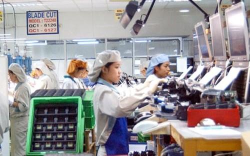 6 tháng thu hút 20,33 tỷ USD vốn FDI