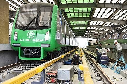 Đường sắt Cát Linh - Hà Đông sẽ được vận hành thử nghiệm trong tháng Tám tới đây, sớm hơn so với dự kiến 01 tháng.