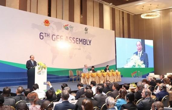 Việt Nam đóng góp quan trọng vào thành công của kỳ họp GEF