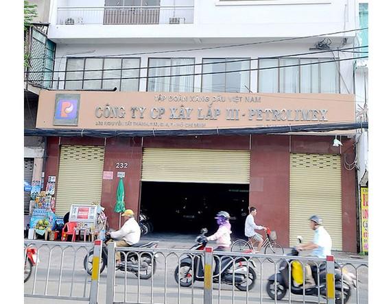 Khu đất 232 Nguyễn Tất Thành, quận 4.  Ảnh: THÀNH TRÍ