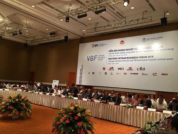 VBF giữa kỳ 2018: Những lời thẳng thắn từ doanh nghiệp