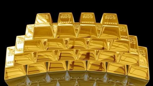 Giá vàng trong nước bắt đầu tăng trở lại. (Ảnh minh họa: KT)