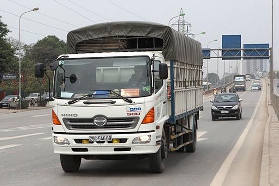 Mở thêm điểm cấp phù hiệu xe tải