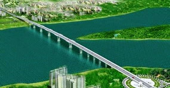 Đề nghị thu phí BOT cầu vượt sông Hồng nối Thái Bình-Hà Nam