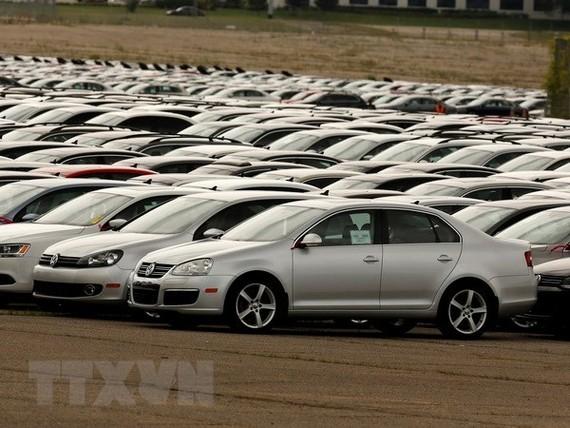 Tổng thống Mỹ cảnh báo hạn chế nhập khẩu ôtô của EU