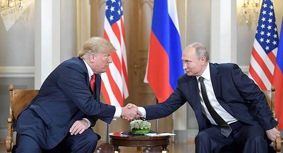 Quan hệ Nga - Mỹ: Băng đang tan