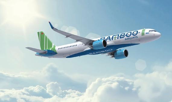 Bamboo Airways bay chuyến đầu tiên vào ngày 10-10
