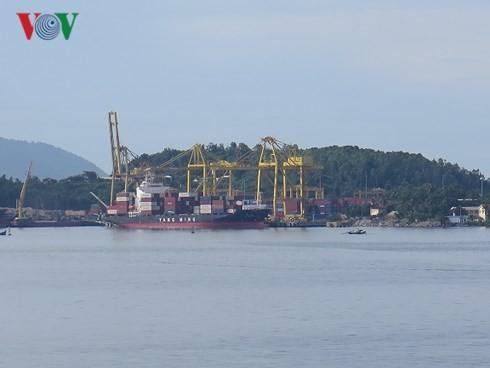 Công ty Cổ phần Cảng Đà Nẵng thừa nhận có thiếu sót trong thủ tục xin cấp phép chủ trương đầu tư Dự án Nâng cấp mở rộng Cảng Tiên Sa giai đoạn II.