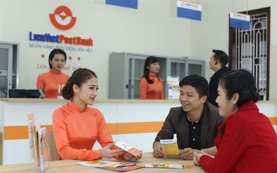 Lợi nhuận mảng dịch vụ LienVietPostBank tăng trưởng 195%
