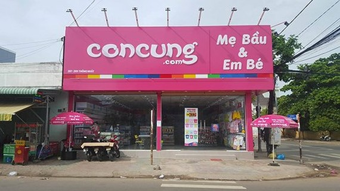 Sớm có kết luận về vụ cửa hàng Con Cưng tại TPHCM