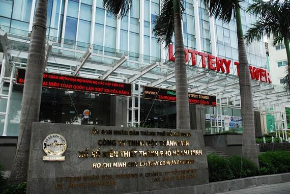 Chuyển Công ty TNHH Xổ số kiến thiết TP về trực thuộc UBND