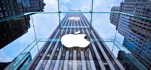 Apple trở thành công ty đầu tiên trị giá 1.000 tỷ USD