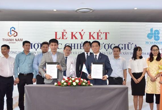 Thành Nam Group và HBC ký kết hợp tác chiến lược