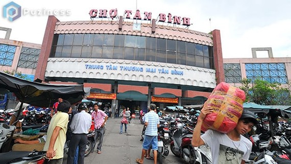 TPHCM kêu gọi đầu tư xây dựng chợ truyền thống Tân Bình