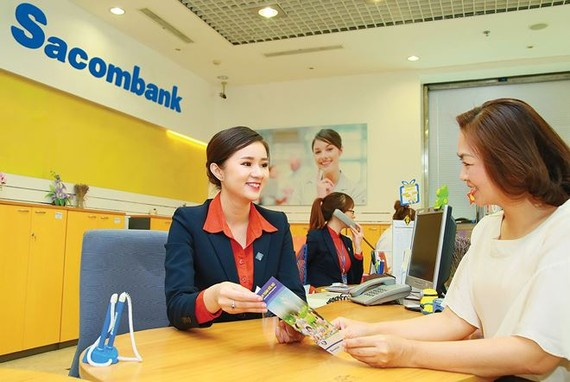 Vay thấu chi tiêu dùng tại Sacombank