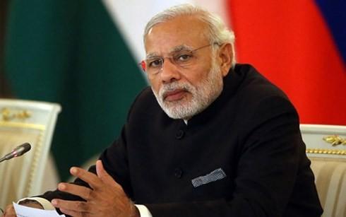 Thủ tướng Ấn Độ Narendra Modi. Ảnh: AP.