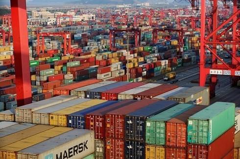 Mỹ sẽ bắt đầu thu thuế nhập khẩu 25% đối với thêm 16 tỷ USD hàng hóa Trung Quốc từ ngày 23/8. Ảnh minh họa: Reuters.