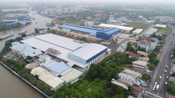 Cụm công nghiệp Sao Mai nơi tập trung các nhà máy ứng dụng công nghệ cao, hiện đại bậc nhất