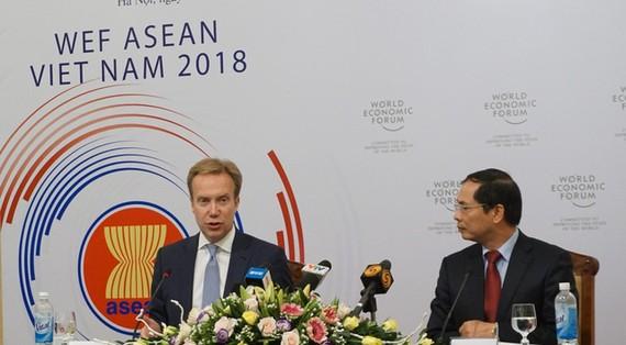 Việt Nam - Đối tác tin cậy của Diễn đàn Kinh tế Thế giới