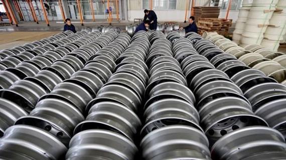Mỹ sẽ áp thuế đối với sản phẩm vành thép ôtô Trung Quốc