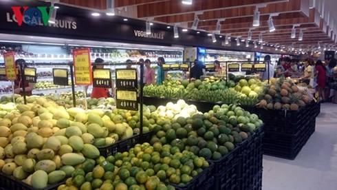 Hoa quả xuất khẩu của Việt Nam xuất hiện ngày càng nhiều tại các thị trường khó tính.