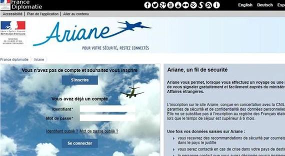 Tin tặc tấn công trang web của Bộ ngoại giao Pháp