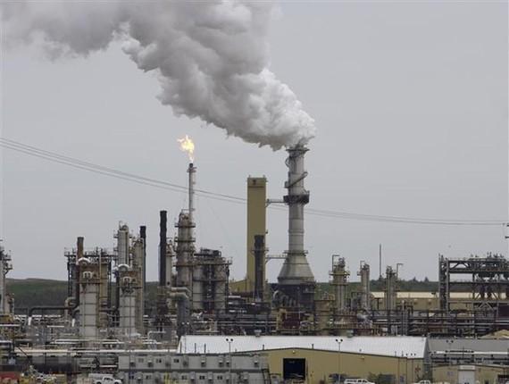 Giá dầu giảm 5% và chạm mức thấp nhất trong vòng 1 năm qua