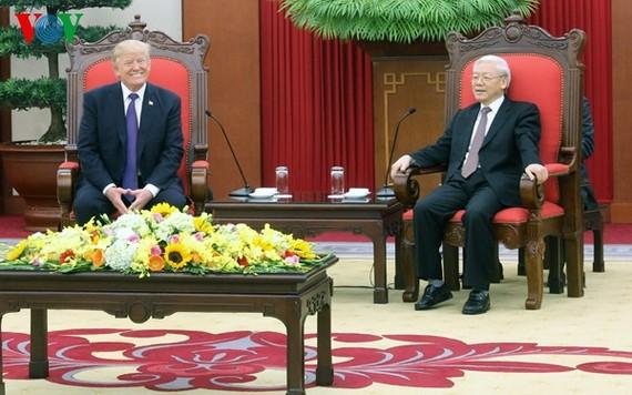 Thương mại Việt - Mỹ lên tầm cao mới