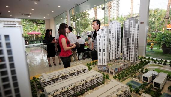 Xúc tiến thành lập Trung tâm dịch vụ bất động sản TPHCM
