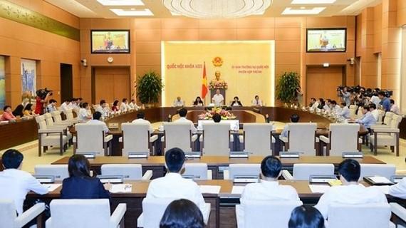 Phiên họp thứ 32 UBTVQH: Cho ý kiến về xử lý tiền nợ thuế, tiền phạt người nộp thuế