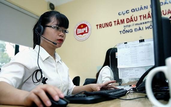 ADB và WB thực hiện đấu thầu qua mạng cho 15 gói thầu trị giá hơn 71 triệu USD