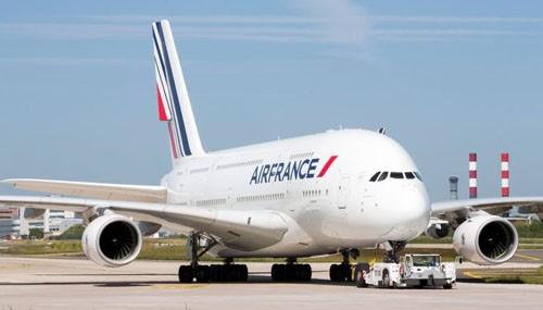 Một chiếc Airbus A380 của hãng Air France. Ảnh: Air France.