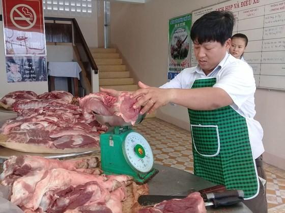 Khuyến cáo người dân sử dụng thịt heo đảm bảo nguồn gốc, xuất xứ, an toàn