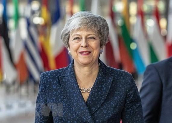 Thủ tướng Anh Theresa May hoan nghênh quyết định hoãn Brexit