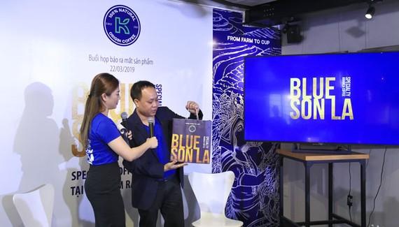 Phúc Sinh Group ra mắt cà phê Blue Son La