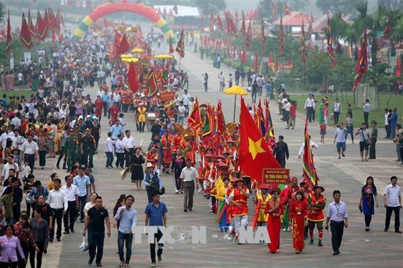 Lễ Giỗ Tổ Hùng Vưong năm 2019 được nghỉ 3 ngày