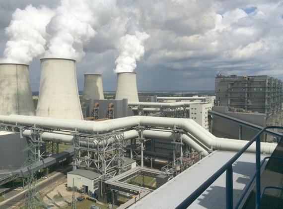 Khí thải nhà kính Anh giảm năm thứ 6 liên tiếp