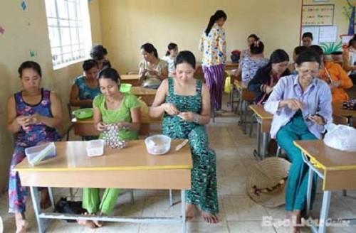 TPHCM: Đào tạo nghề cho hơn 10.000 lao động nông thôn