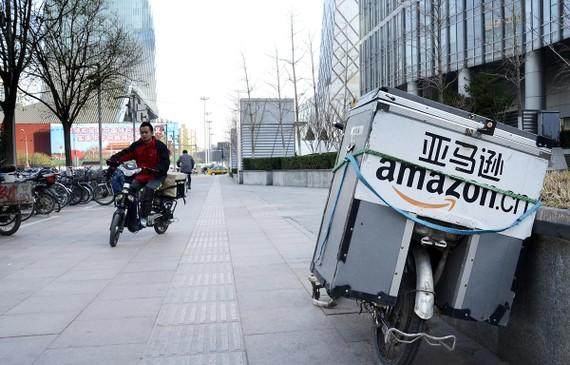 Không cạnh tranh nổi, Amazon dừng kinh doanh trực tuyến ở Trung Quốc