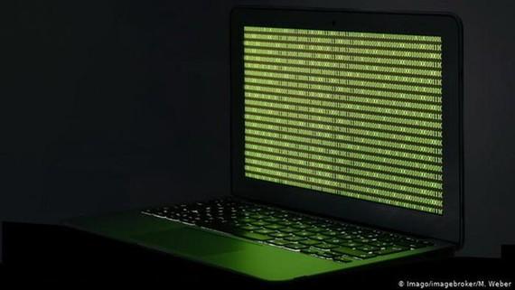 Trang mạng đen bị đóng cửa có tên gọi Wall Street Market. (Ảnh minh họa: dw.com)