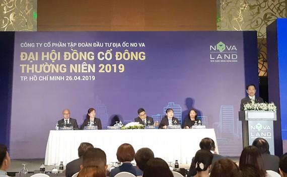 Đại hội đồng cổ đông 2019 – Tập đoàn Novaland