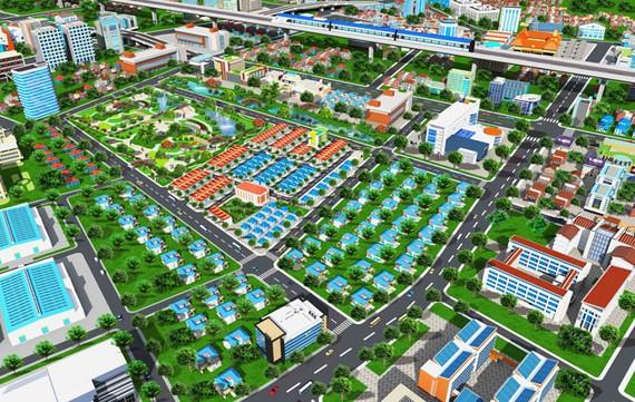 Đón đầu bất động sản Long Thành
