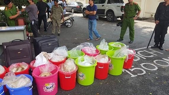 Tội phạm ma túy ngày càng phức tạp
