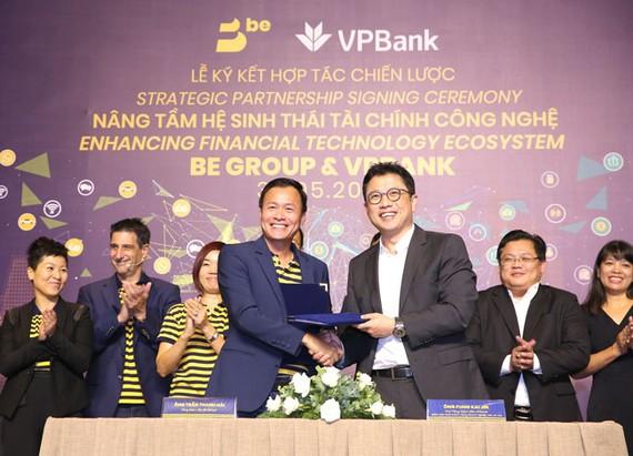 Be Group và VPBank hợp tác chiến lược cung cấp dịch vụ beFinancial