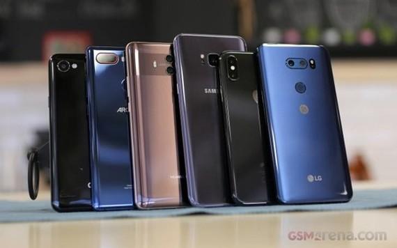 Doanh số điện thoại thông minh toàn cầu sụt giảm tới 22 triệu thiết bị