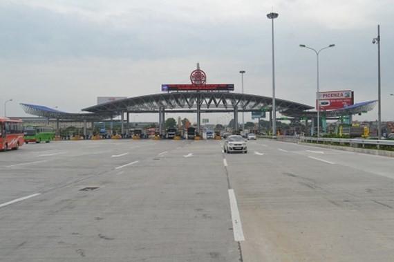 Trạm thu phí Pháp Vân (Hà Nội)